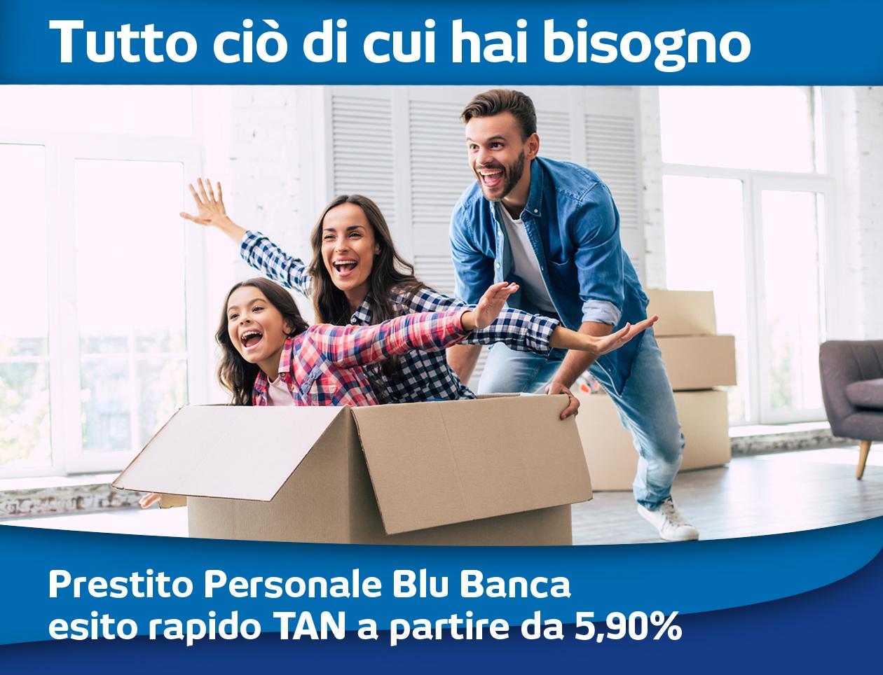 2 Blu Banca Prestiti Personali